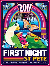 St Petersburg First Night 2011